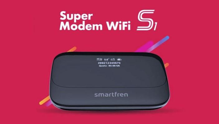Super Modem WiFi S1